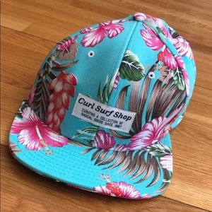 Brand new flower hat!